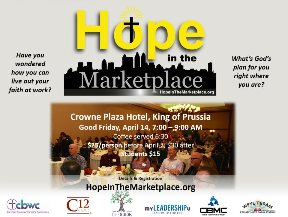 Hope in the Marketplace